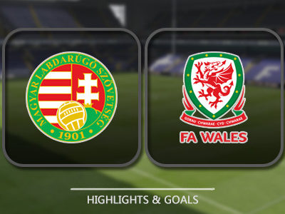 Highlights Euro Qualification Hungary-vs-Wales